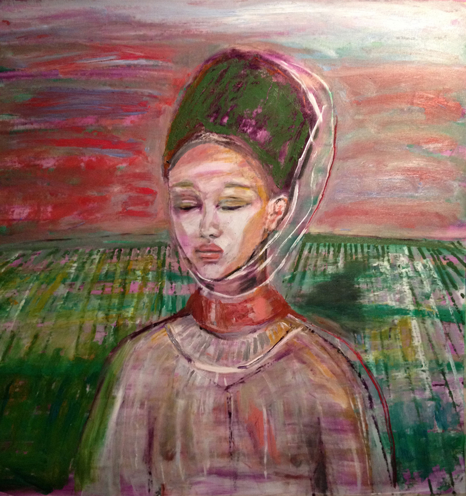 Minou målning